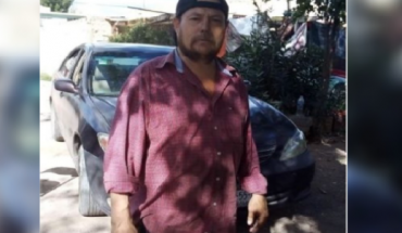 José Nicanor, an activist who was looking for his son in Zacatecas, is found dead