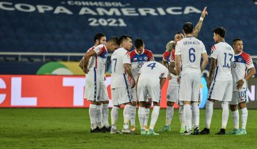 La Roja lost 1-0 to Brazil and was eliminated from the Copa America
