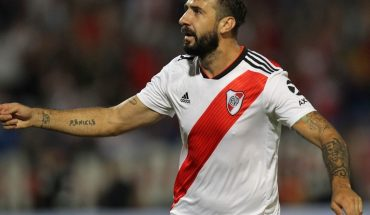 Lucas Pratto terminated contract with River and is a free player