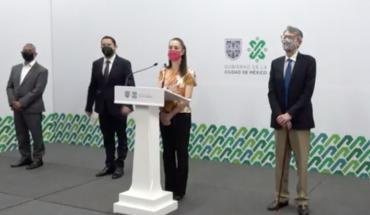 Martí Batres will be secretary of government of CDMX