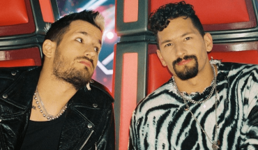 Mau and Ricky Montaner revealed their real names in La Voz Argentina