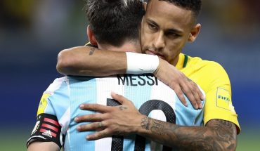 Messi vs. Messi Neymar, another head-to-head from a record that started in a final