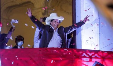 Peru: Castillo, without being confirmed president, calls for a new Constitution