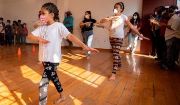 SeCultura Morelia, promoted community development through artistic workshops