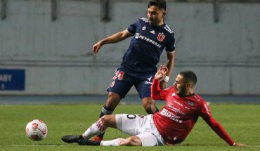 The 'U' loses option to be fourth to draw against Ñublense in Rancagua
