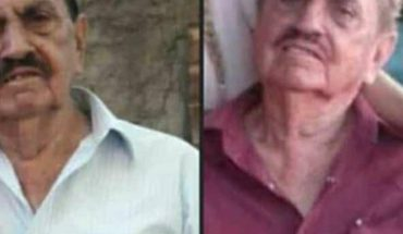 They are looking for Enrique, an elderly person who disappeared in Guasave