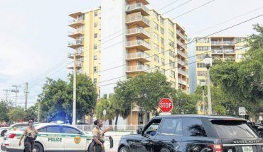 They evacuated a building in North Miami Beach because its structure is unsafe