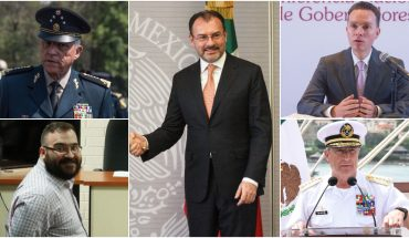 Videgaray, Cienfuegos and Duarte, behind payments to Pegasus for espionage