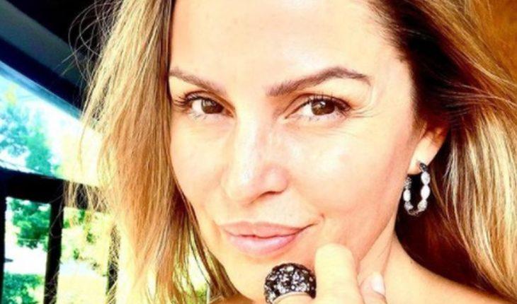 Yasmin Valdés talks about her relationship with Felipe Camiroaga