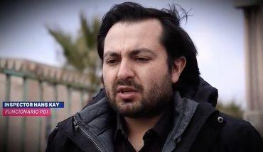 """Agente antinarcóticos de la PDI acusó montaje de la institución: """"Me dispararon por la espalda"""""""