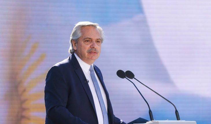 Alberto Fernández presentará mañana una ampliación al programa ahora 12
