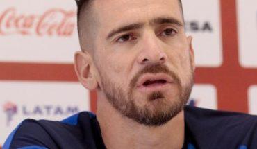 Antony Silva se dijo emocionado por volver con Paraguay