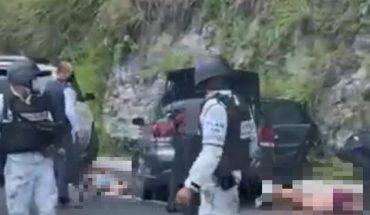 Atacan convoy donde viajaba Fiscal de Morelos; hay 2 detenidos