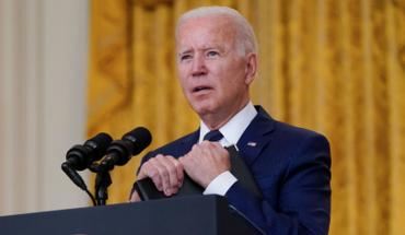 """Biden tras atentados reivindicados por el EI: """"Los perseguiremos y haremos que lo paguen"""""""
