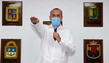 Carlos Merino, ex superdelegado de AMLO, será gobernador provisional de Tabasco