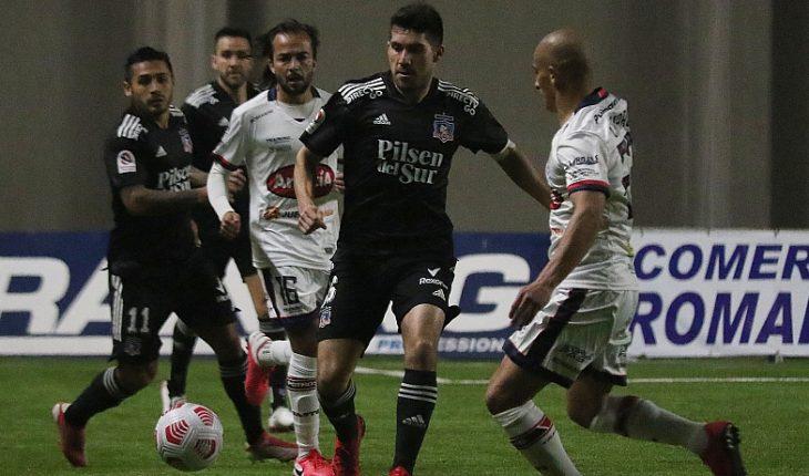 Con una remontada épica Colo Colo se impuso a Deportes Melipilla en el Nicolás Chahuán