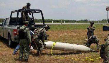 Confunden tanque de combustible con misil en Tamaulipas