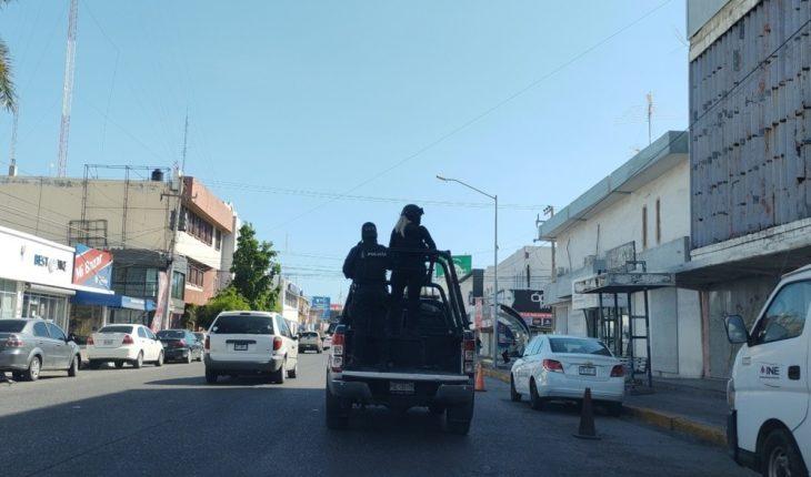 Despojan una motocicleta en la carretera Los Mochis-Ahome