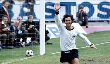 El fútbol mundial está de luto: murió Gerd Müller, el histórico alemán