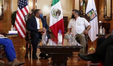 Estrechan los lazos de amistad entre Nuevo León y USA