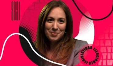 """Filo.elecciones│María Eugenia Vidal: """"En JXC hay varios liderazgos y yo me considero uno de ellos"""""""