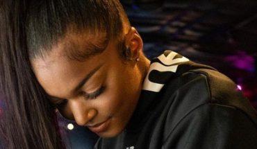 Gabrielle Thomas se da un respiro lejos de competencia