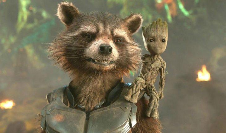 """""""Guardianes de la Galaxia Vol. 3"""", de James Gunn, contará la historia de Rocket"""