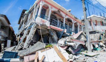 Haití continúa en alerta roja tras el terremoto: siguen las tareas de rescate