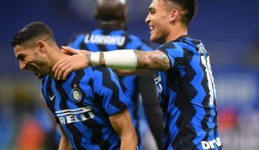 Inter avanzó en la renovación de Lautaro Martínez