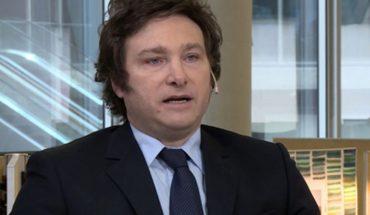 Javier Milei insultó y amenazó a Rodríguez Larreta