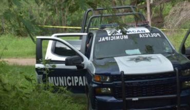 Localizan cuerpo de hombre en la orilla de río en Culiacán