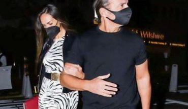 Luis Miguel aparece en público con su novia en EE.UU.