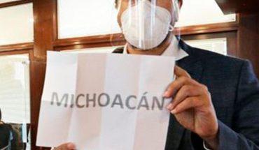 Magistrado Indalfer Infante resolverá gubernatura de Michoacán