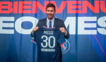 """Messi tras su presentación en el PSG: """"La felicidad de estar acá es enorme"""""""