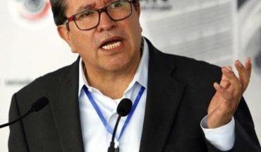 No reemplazarán lineamientos INE Ley de Revocación: Monreal