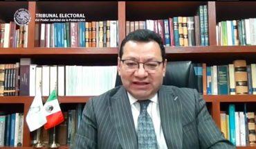 Nombran a Felipe Alfredo Fuentes Barrera presidente interino del TEPJF
