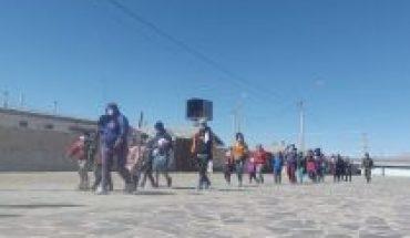 Nueva ola migratoria en Colchane: alcalde espera que el «Gobierno convoque a una mesa de trabajo, sin exclusión»
