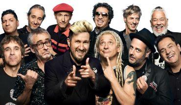 Por sus 35 años, Los Auténticos Decadentes se presentan en Estadio Obras