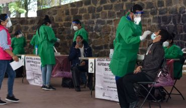 Por tercer día consecutivo, Salud suma más de 22 mil casos de COVID