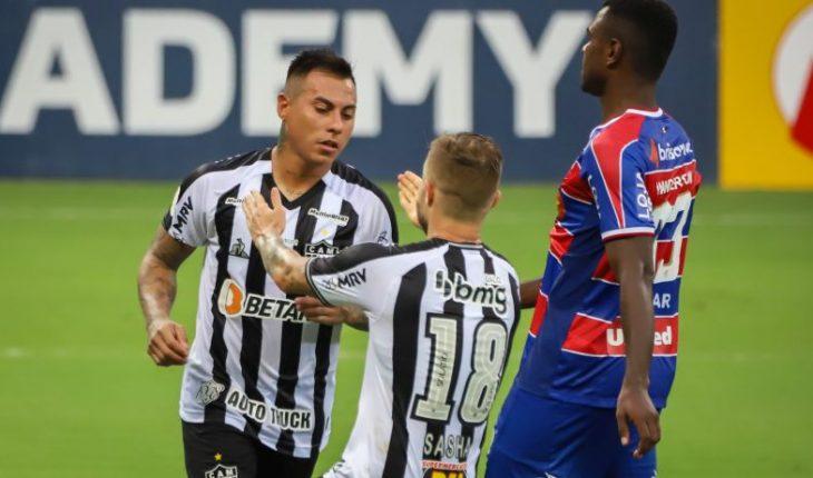 Prensa brasileña destacó gol de Vargas en triunfo de Mineiro ante Bahia