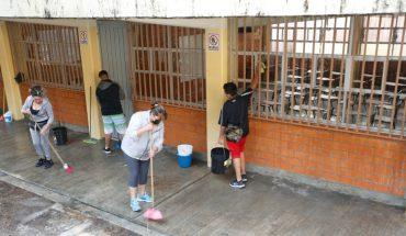 SEP convoca a padres y maestros a limpiar escuelas para el regreso a clases