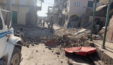 Un fuerte terremoto sacudió a Haití: hay muertos, graves daños y alerta de Tsunami