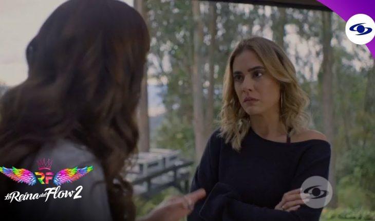 La Reina del Flow 2: Yeimy confronta a Silvia por los videos de Charly
