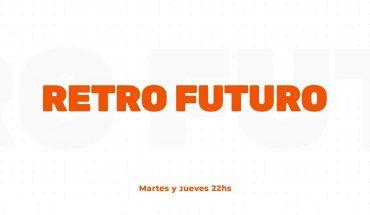 """? RETRO FUTURO: GABY DE """"A JUGAR CON HUGO"""" EN VIVO (Programa 18 del 03/08/21)"""
