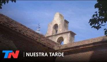 Recorrido por el histórico convento de San Lorenzo, donde San Martín luchó por nuestro país