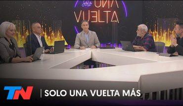SOLO UNA VUELTA MÁS (programa completo del 3/08/2021)