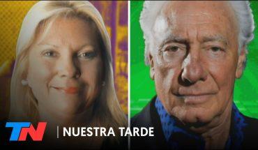 """TARICO FAKE NEWS   """"Lilita"""" y """"Guillote"""" pasaron por el living de NUESTRA TARDE"""