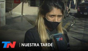 VIOLENCIA DE GÉNERO A PLENA LUZ DEL DÍA | Violó la perimetral y arrolló al policía que la custodiaba