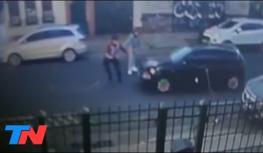 Violó la perimetral y atropelló a un policía que quiso proteger a su exmujer