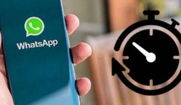 WhatsApp habilita nuevas funciones: se podrá enviar una foto o video para ver una sola vez